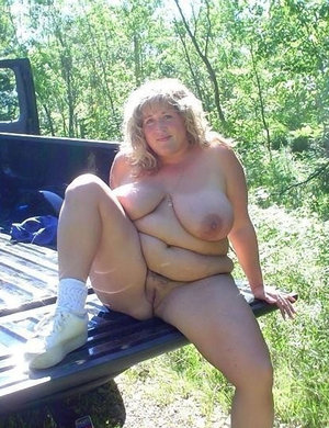 Does not Naked amateur fat country girls