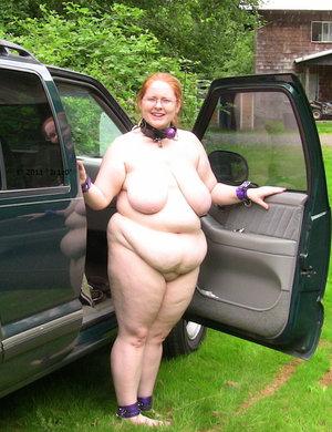 Have fat mature nudist women