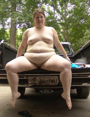 Big fat horny chubby women