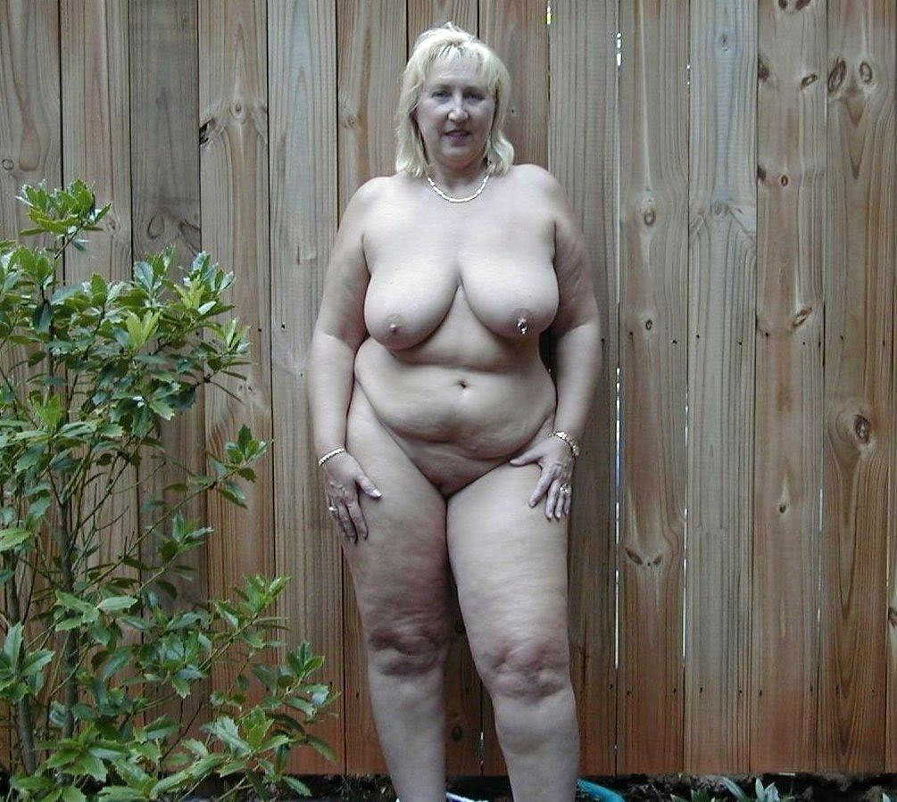 You are mature ladies showing their bodies pity, that