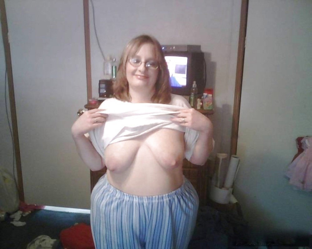 bbw nude shopping -