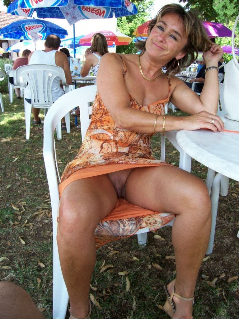 Country granny naked
