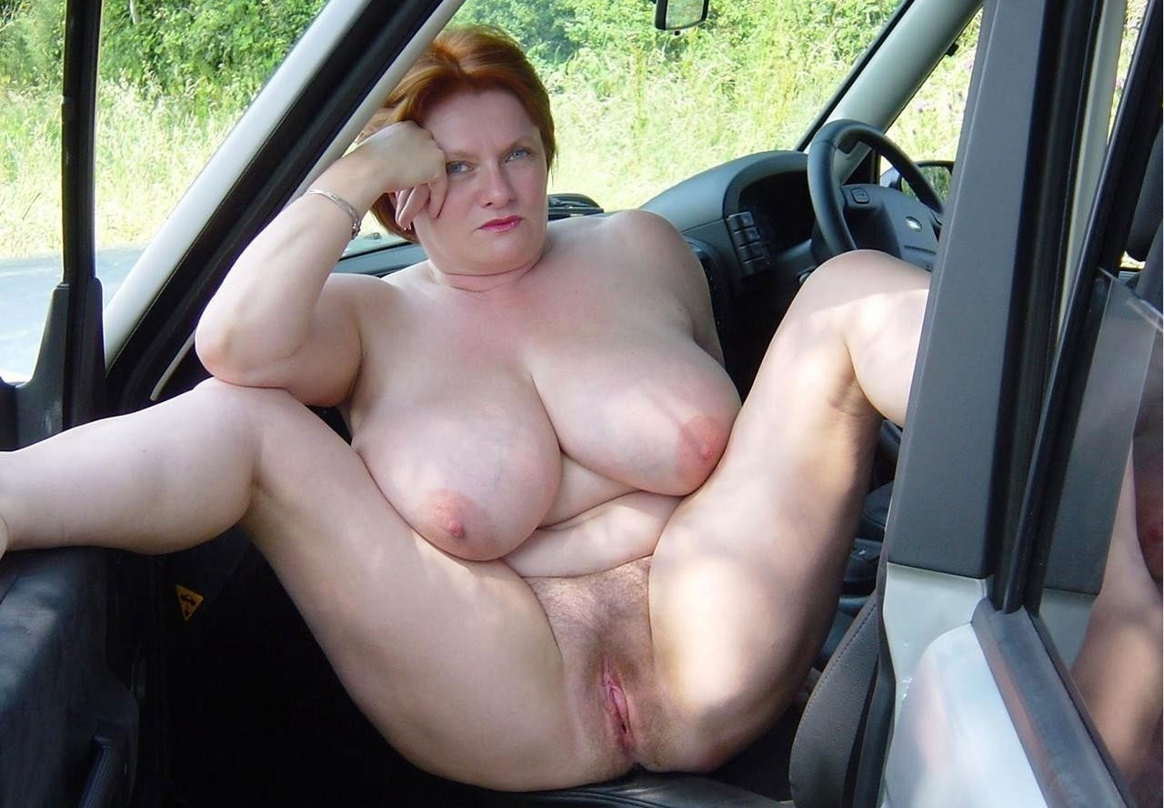 nude sluts in cars