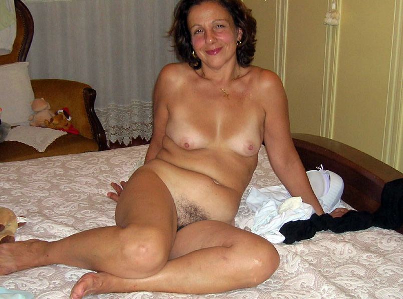 Older woman and double penetration