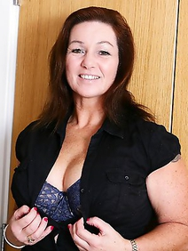 british women; busty; housewives; solo;