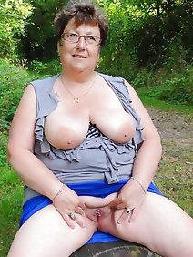 busty; chubby; grannies; outdoors; pussies;